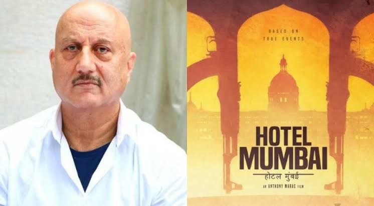 Anupam Kher Talk About His Upcoming Film Hotel Mumbai With Images