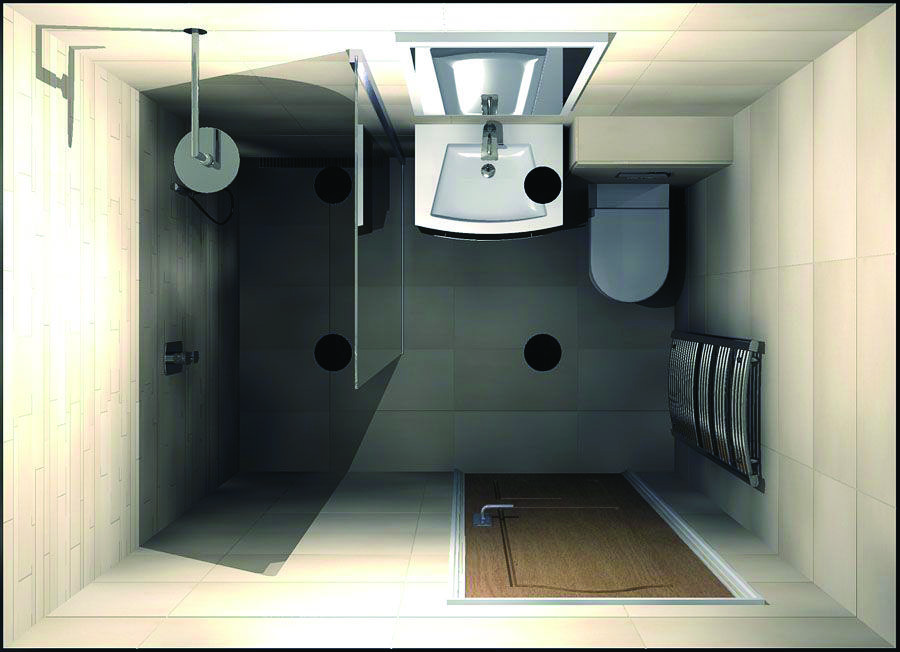 Bathroom Tips To Aid You Consider The Most Effective Area For Your Washroom Small Shower Room Small Wet Room Wet Rooms
