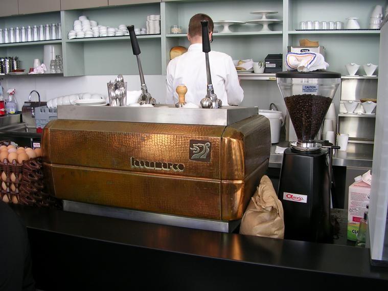 la san marco cuivre | coffee | Pinterest