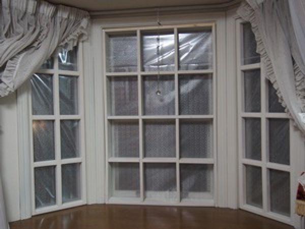 みるく さんの作品 出窓を二重窓風の飾り窓に セルフリフォーム Com 出窓 リフォーム セルフリフォーム