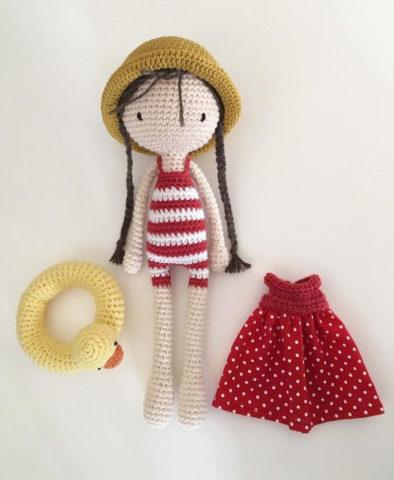 Tutoriel Pdf En Francais Anglais Poupee Au Crochet Patron Explications Modele Au Crochet In 2020 Crochet Doll Tutorial Crochet Dolls Crochet Doll Pattern