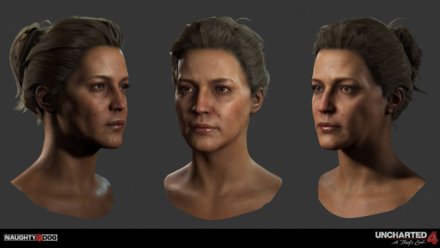 Uncharted 4 - A Thief's End Characters Art dump - Page 3