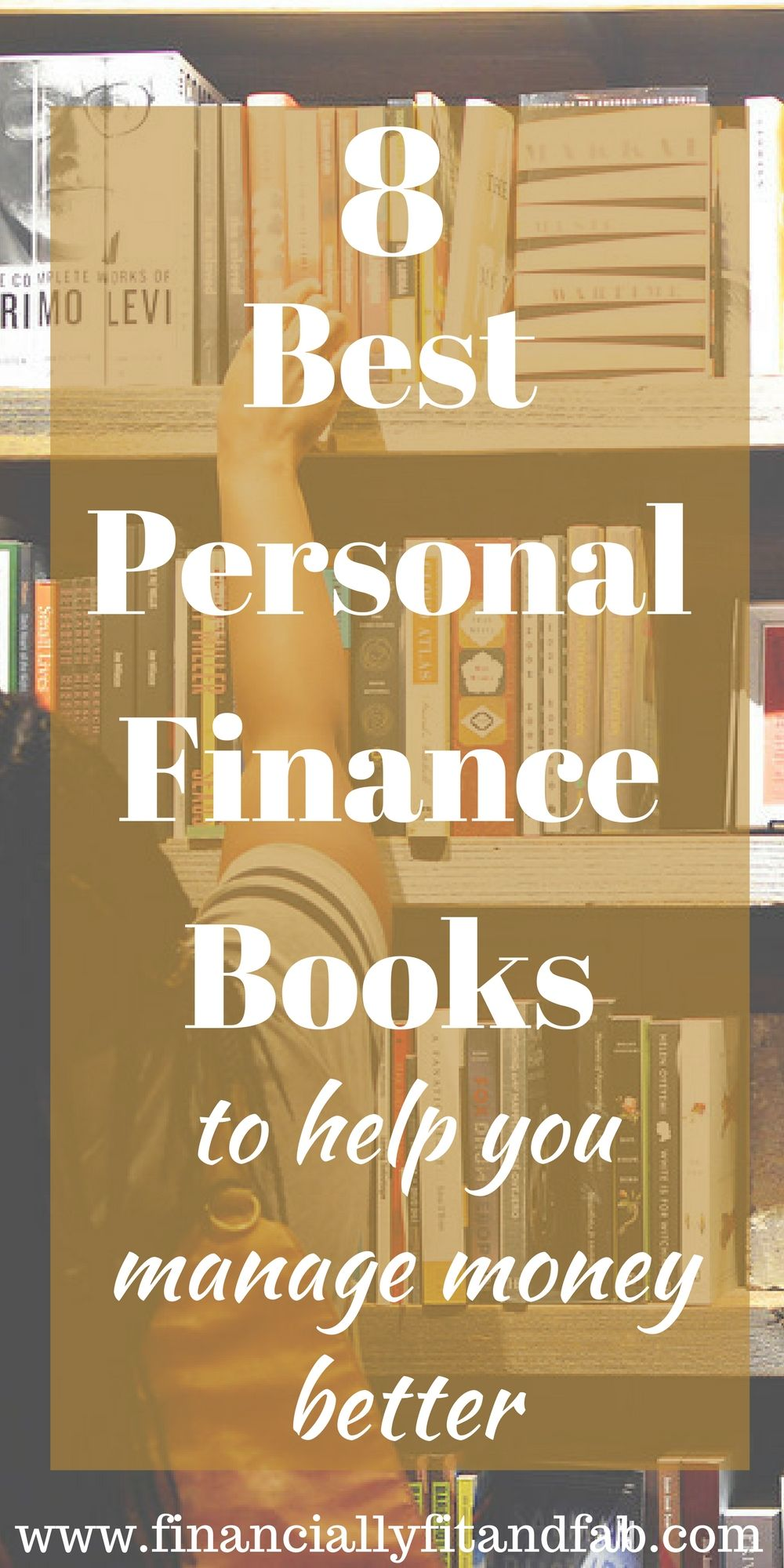 8 personal finance books that will help you manage money better