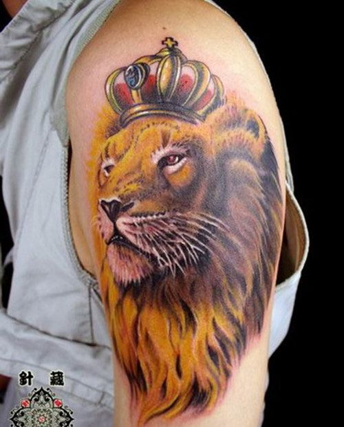 45 Best Leo Tattoos Designs Ideas For Men And Women With: 15 Best Leo Tattoo Designs For Men And Women