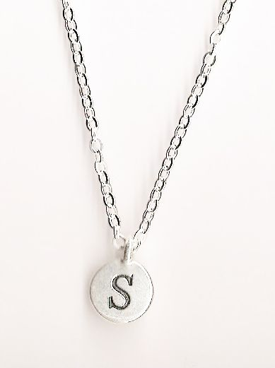 Personalised necklace (A-Z) 100% profit goes to charity. Handmade item. Your choice of length and chain type. Free shipping to UK ! :) http://www.lamondhallettjewellery.com/#!product-page/fdv2q/adb31247-3ccf-e9c8-32e7-6f8a4fffcbc0