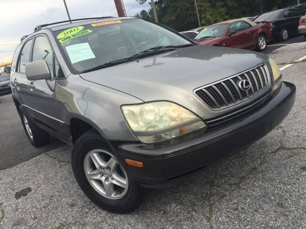 Used 2002 Lexus Rx 300 For Sale In Snellville Ga Truecar Lexus Cars For Sale Used Cars