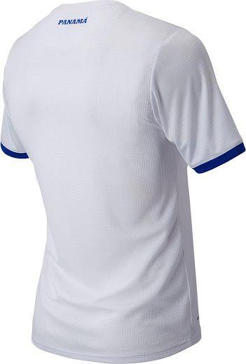08583413a Panama 2016 Copa America Away Kit Jersey  b