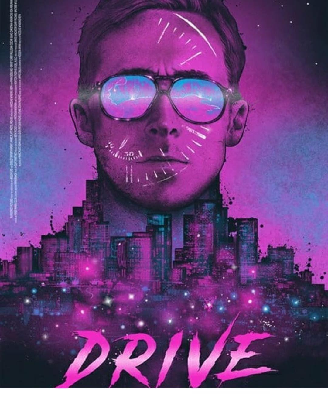 Poster RYAN GOSLING DRIVE 02 WALL ART