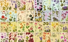 Donna Dewberry Year of Flowers Teaching Guides Set 32