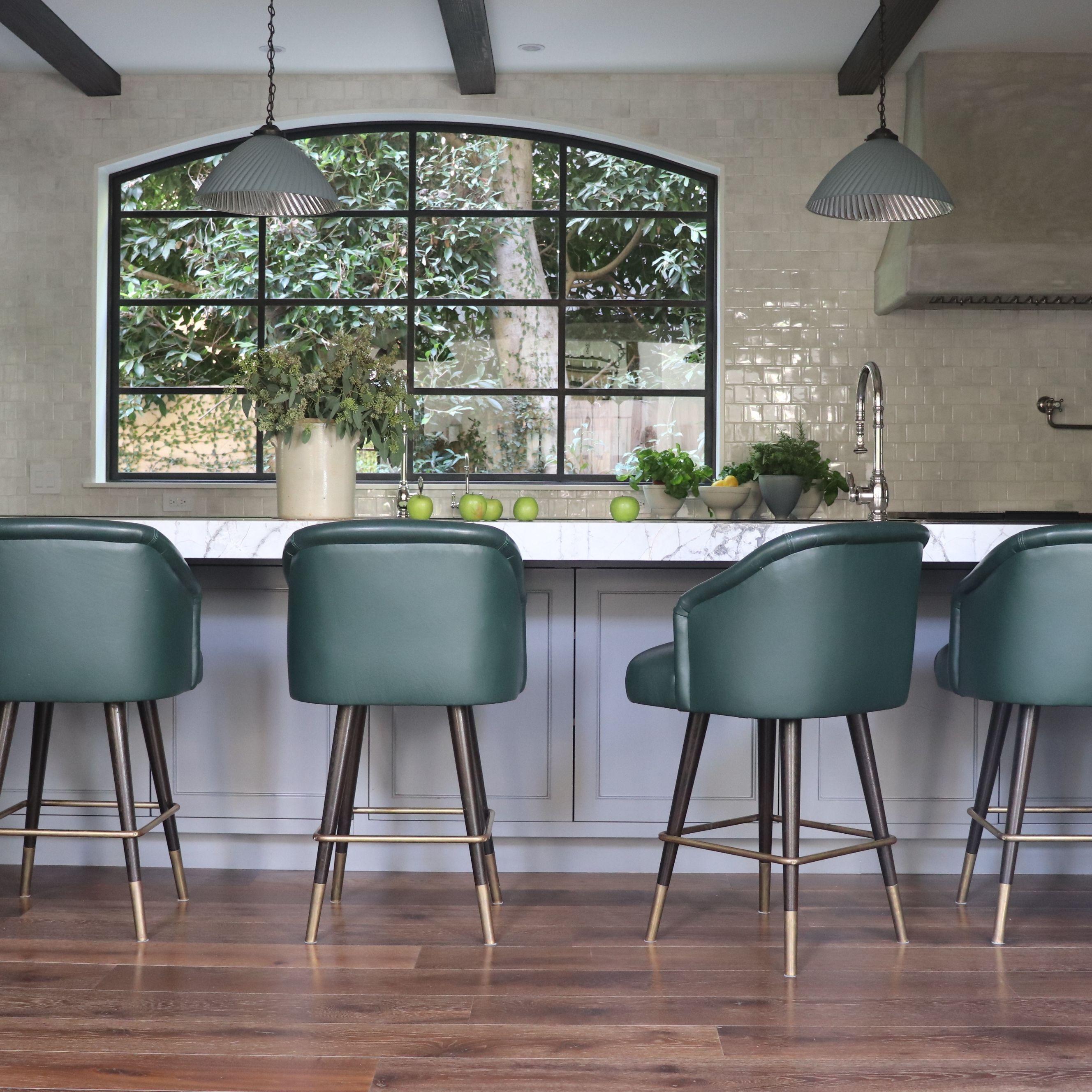 Santa Monica kitchen remodel . . . . . . . . . . #interiordetails #LAinteriors #homedetails #JenniferMillerStudio
