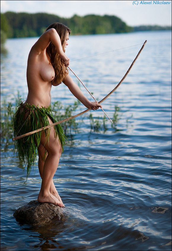 bowhunting pictures nude