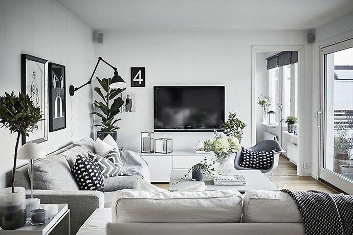 Vardagsrum n set hemnet inspiration l i v i n g r o o m - Innengestaltung wohnzimmer ...