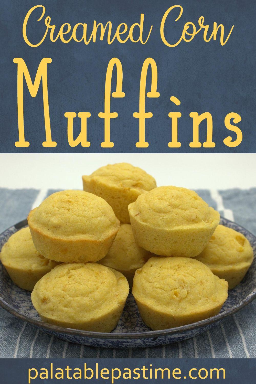 Creamed Corn Muffins