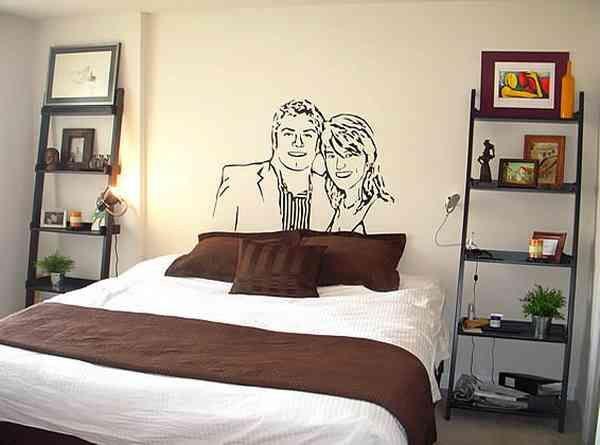 Bedroom Wall Sticker Designs Entrancing Bedroom Wall Decor Ideas  Bedroom Wall Decor Ideas  Pinterest Inspiration Design