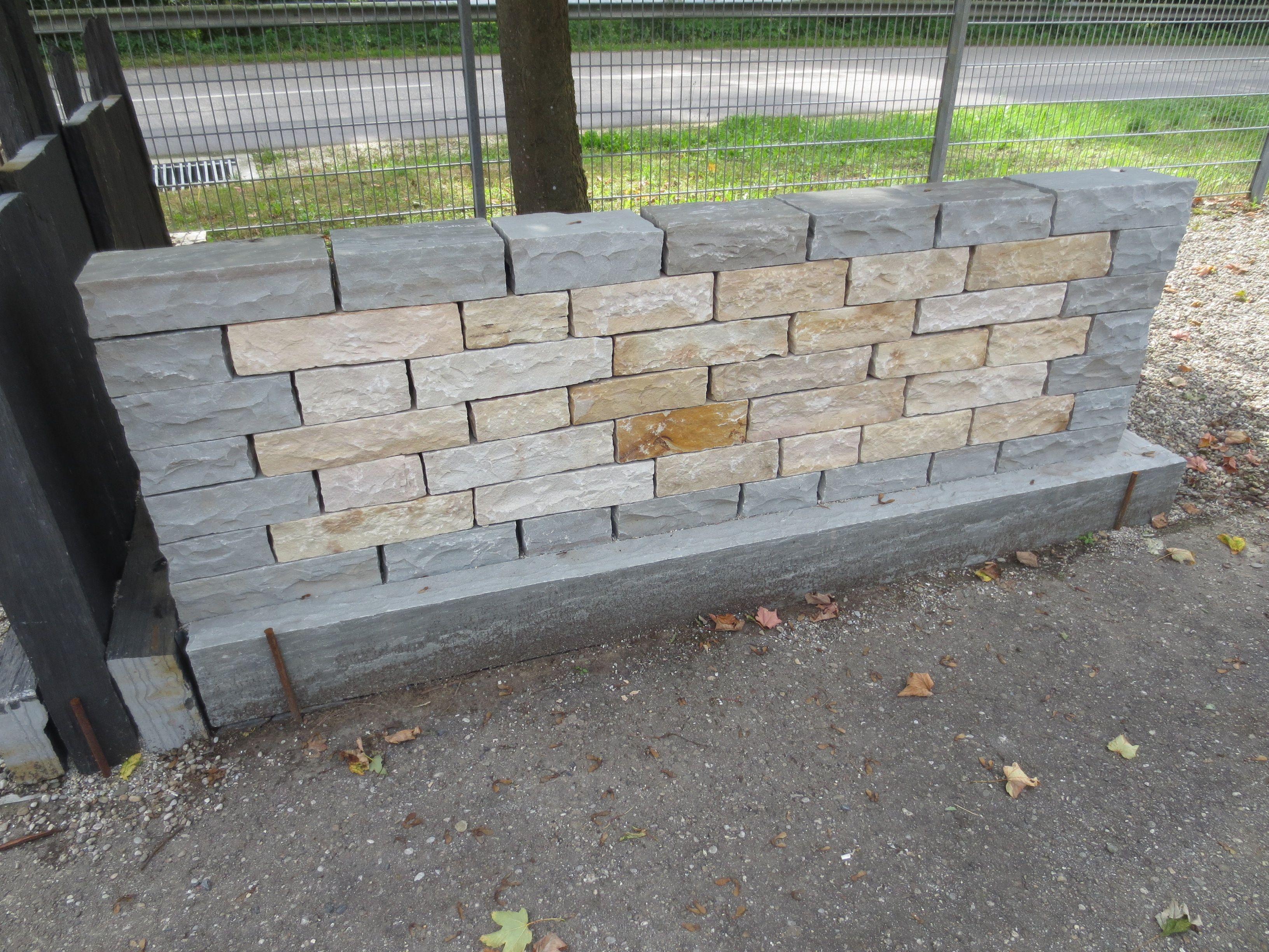 Ob Kleine Oder Grosse Mauern Konnen Vieles Sein Sichtschutz Verzierte Deko Hangverkleidung Trennung Von Bereichen Fur Hochb Natursteine Steine Mauerstein