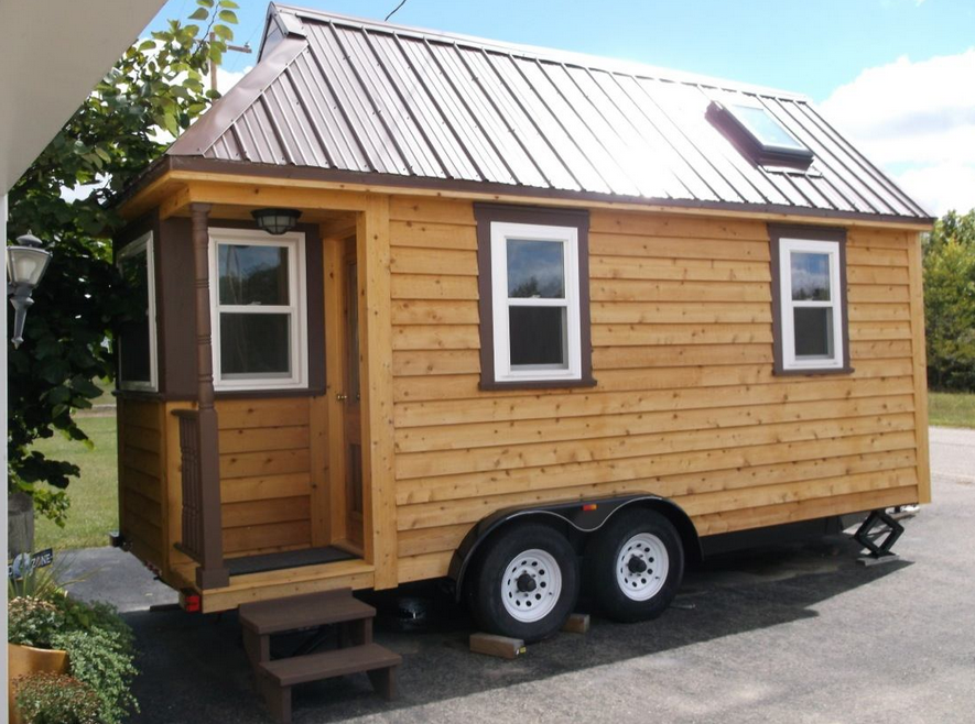 Tiny House On Wheels For Sale On Trailer Good Design And Models Artistic Tiny Houses For Sale Building A Tiny House Cheap Tiny House
