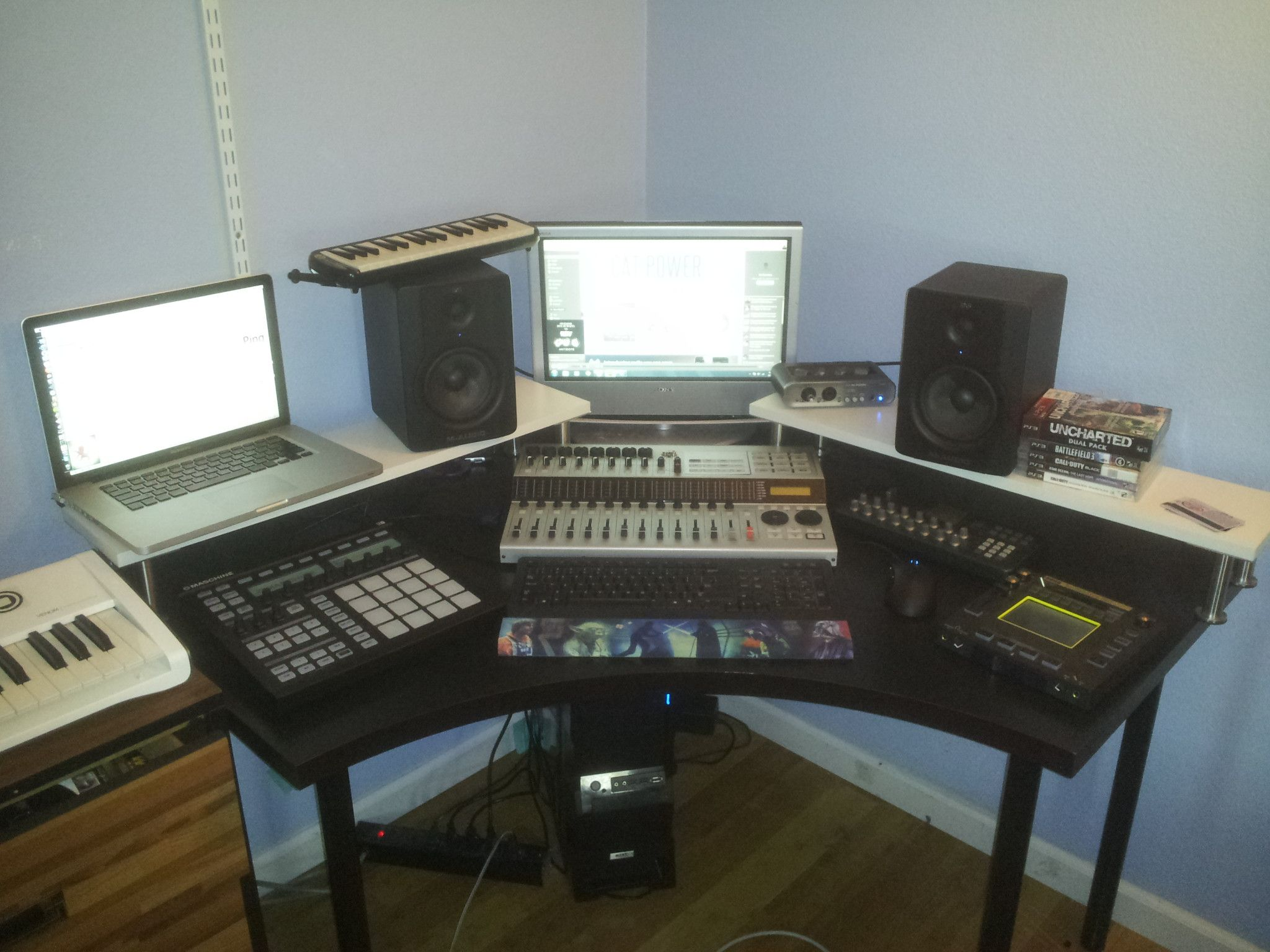 Awe Inspiring Infamous Musician 20 Home Recording Studio Setup Ideas To Largest Home Design Picture Inspirations Pitcheantrous