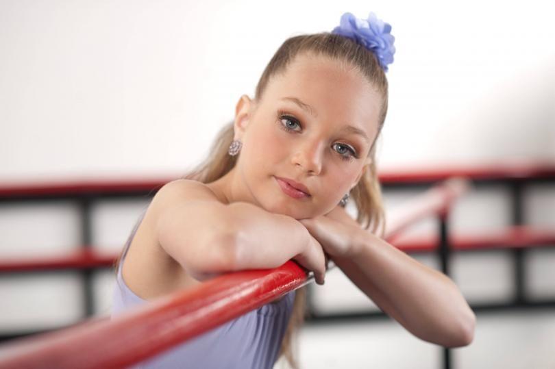 Meet The Sia Chandelier Music Video Dancer Dance Moms Reality Star