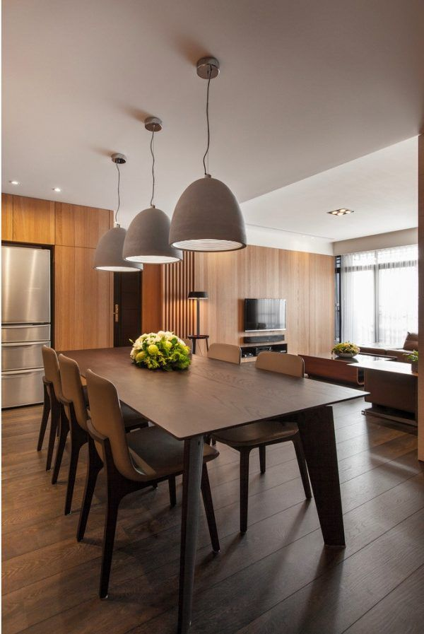 Dining Room Pendant Lights 40 Beautiful Lighting Fixtures To Entrancing Dining Room Hanging Lights Decorating Design