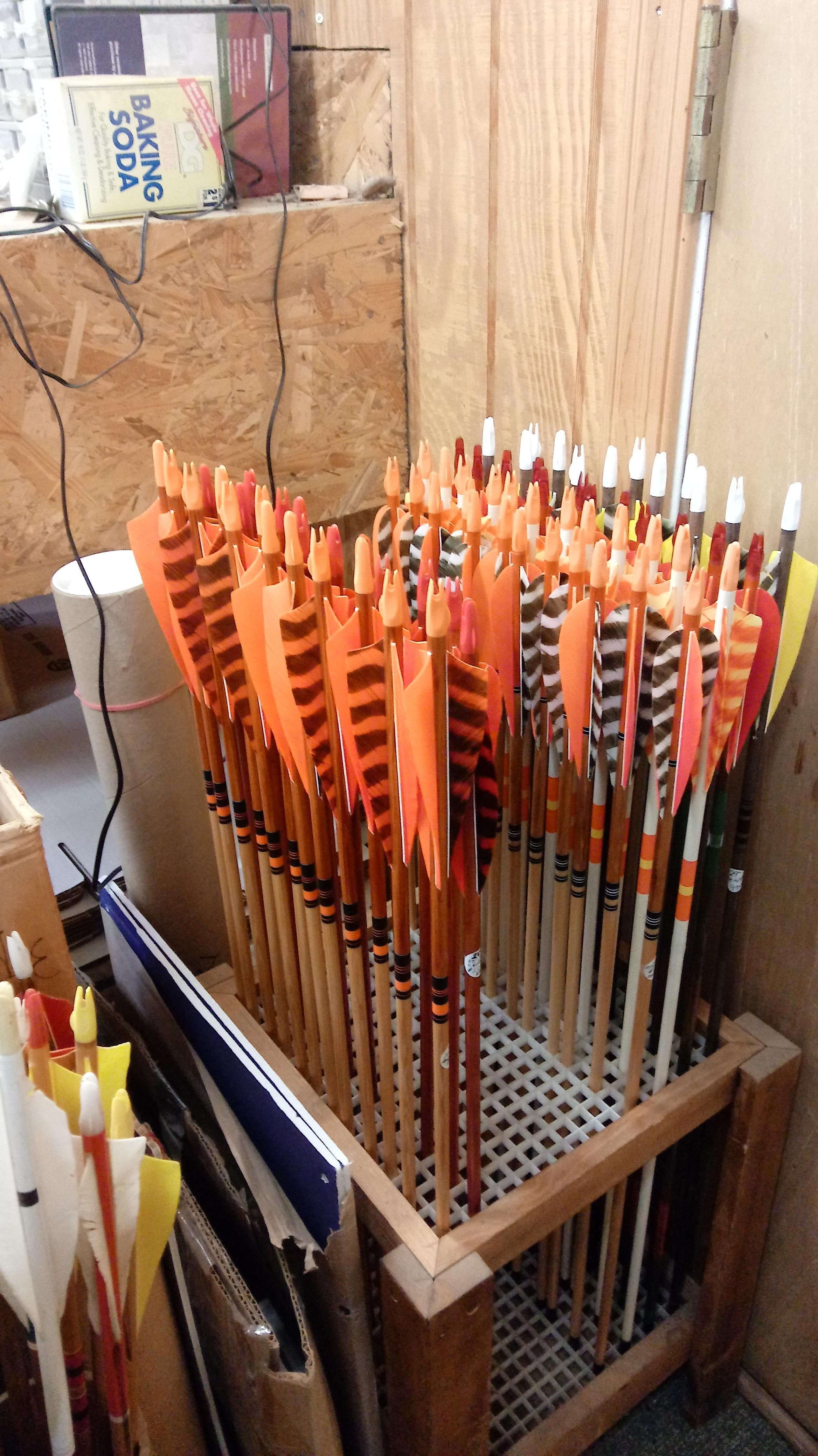 Trad Gang com: Kimsha Archery Arrows #huntingarrows | Archery