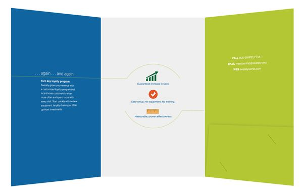 folder design small tri fold presentation folders for swipely