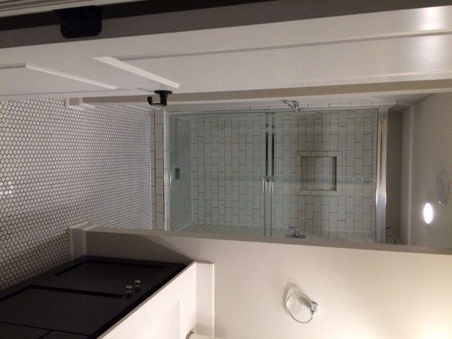 Shorewood, MN Bathroom Remodels  Tile Fireplace