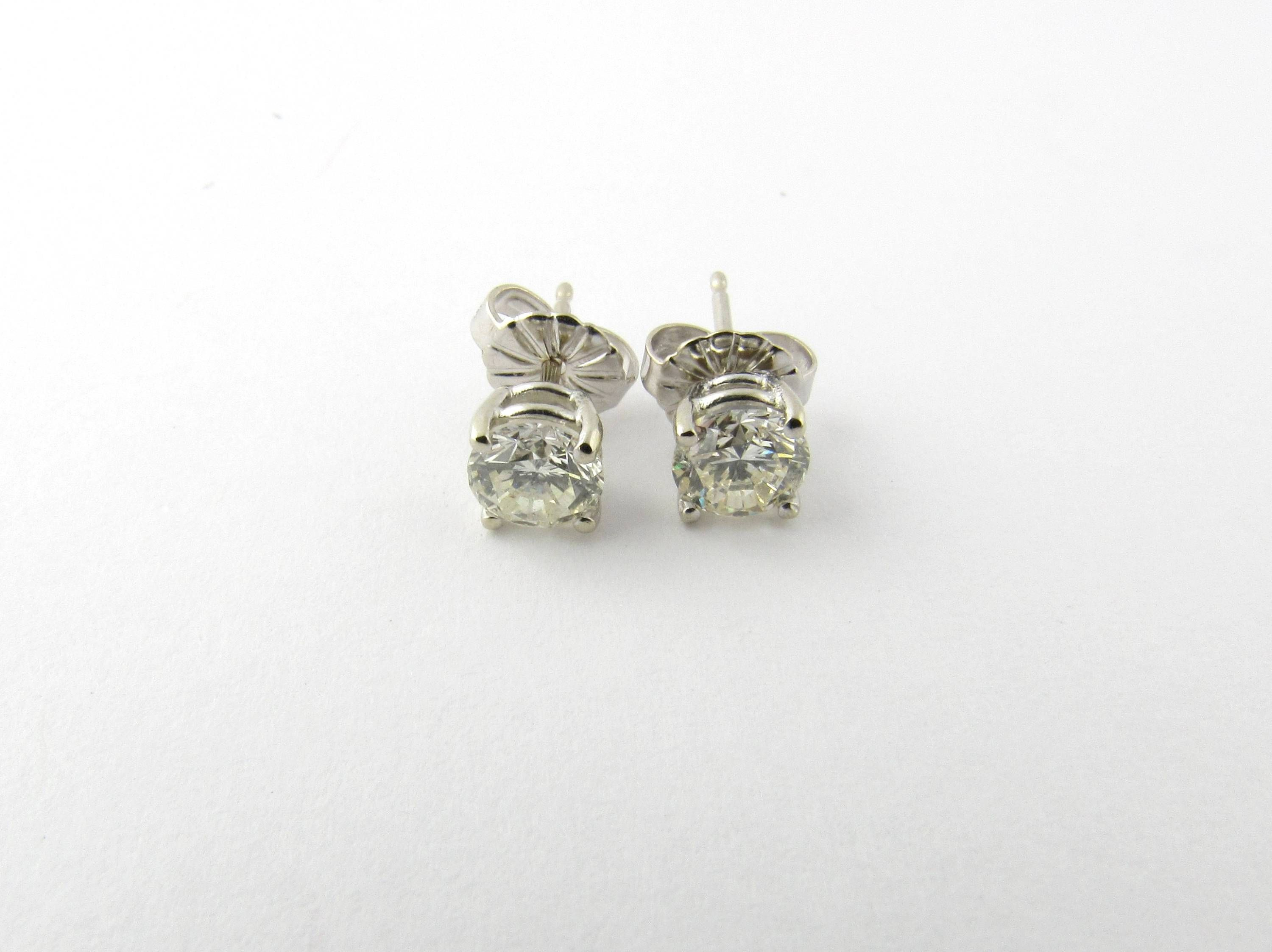 post hoarder cubic stud pierced the jewelry round diamond earrings thejewelryhoarder vintage silver tictail big sterling zirconia antique