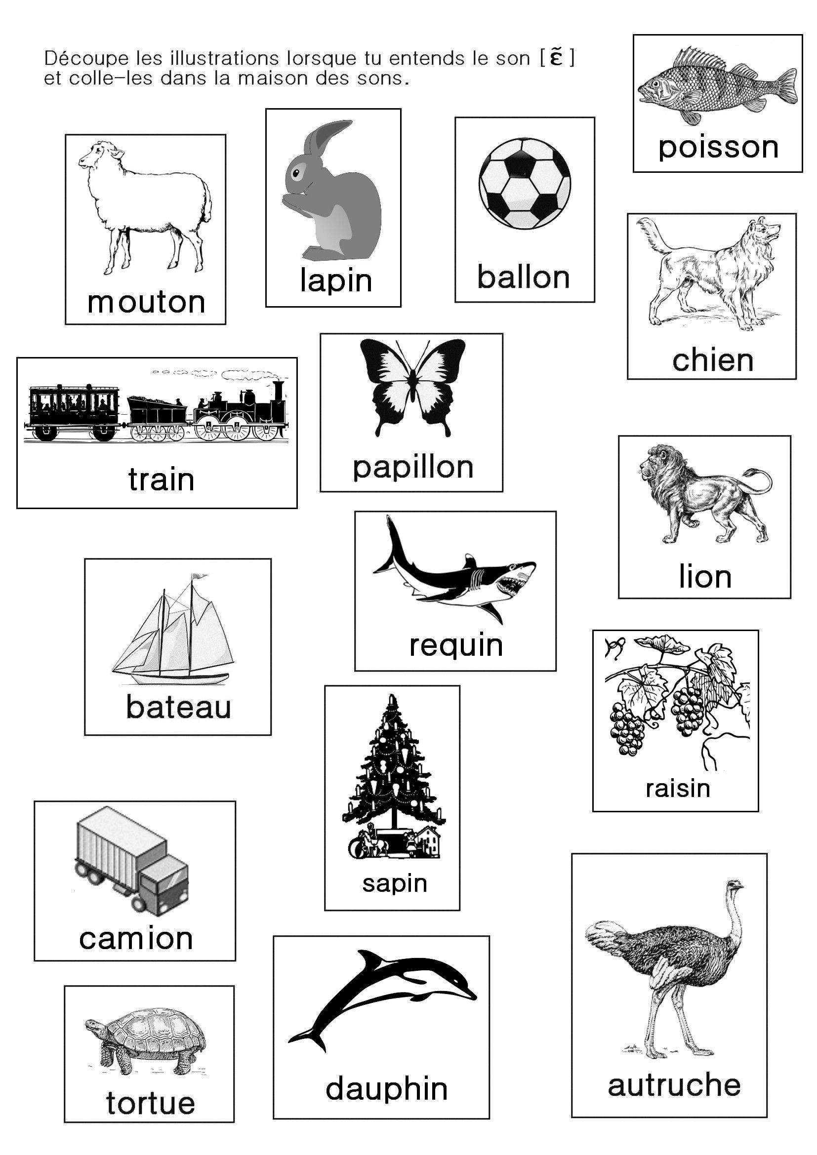 Assez Apprendre à lire en maternelle et CP : exercices autour du son [in  LZ93