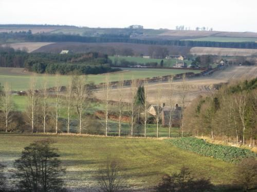 Farmland Of Mosstower And Ormiston Fm The History Of Eckford In The Scottish Borders Site This Is My Substitute Pin Un Farmland Landscape Interesting History