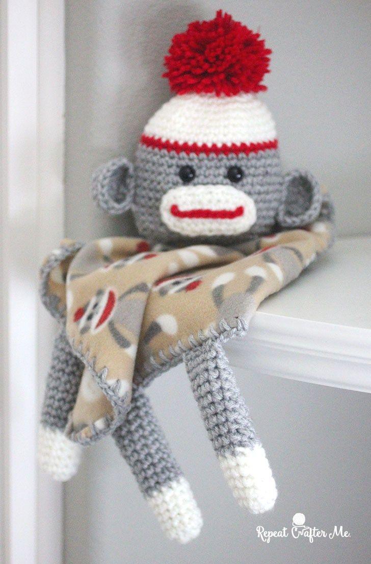 monkeylovey9 | Crochet - Baby - Blankets & Lovies | Pinterest ...
