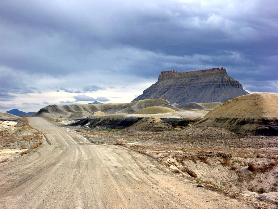 The Cainville Badlands Utah, BEEN THERE!