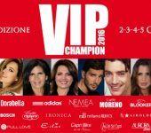 Al via la VII Edizione del Vip Champion, l'evento che inaugura la stagione estiva italiana e che vede arrivare nella splendida isola di Capri numerosi personaggi dello showbiz nazionale per un lungo...