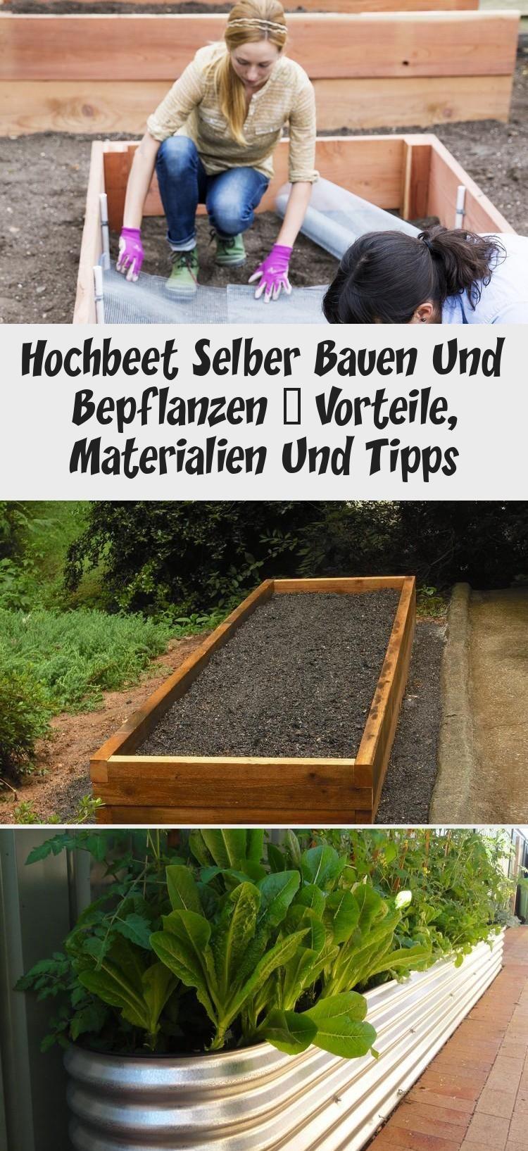 Garten Hochbeet Selber Bauen Und Bepflanzen Vorteile Materialien Und Tipps Hochbeet Selber Bauen Und Bepflanzen Vorteile Materialien Und Tipps In 2020