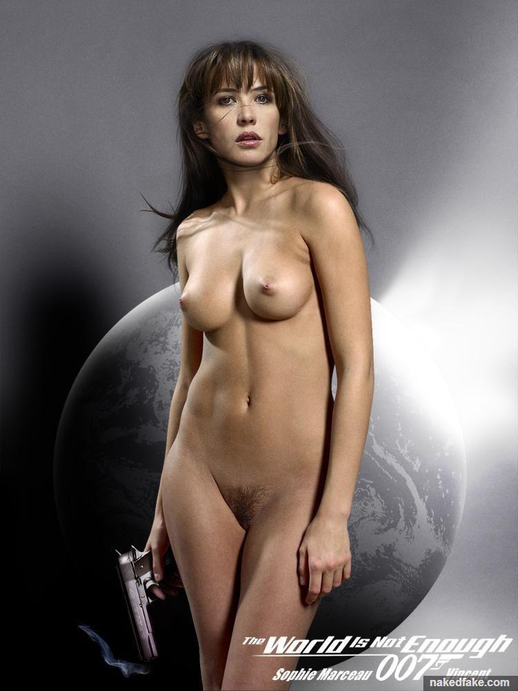 Sophie marceau nude interesting