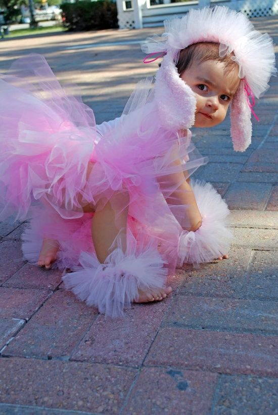 LOL!!!  has to be the funniest cutest Halloween costume.