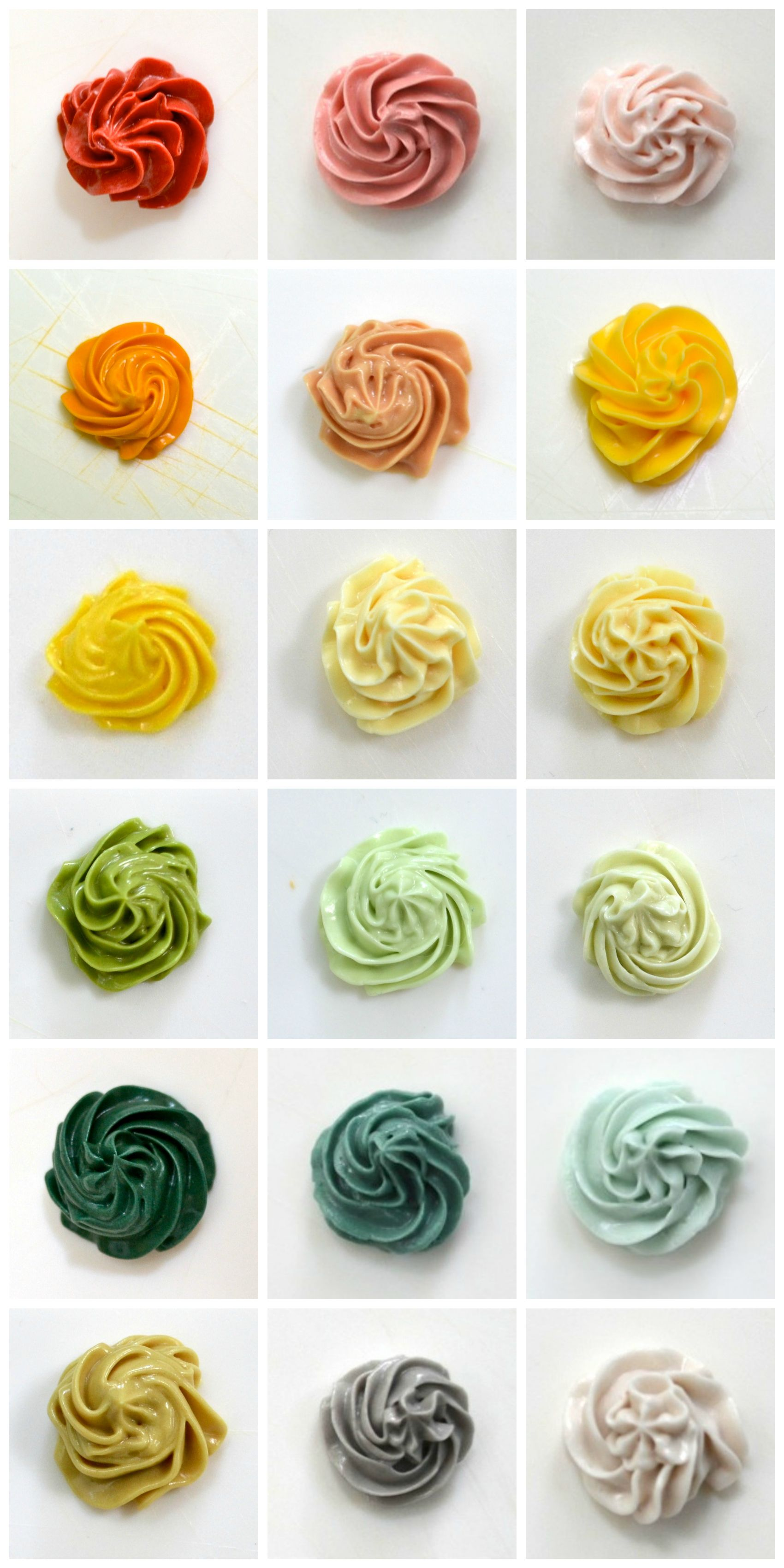 Great to use as a color reference in jewelry making too