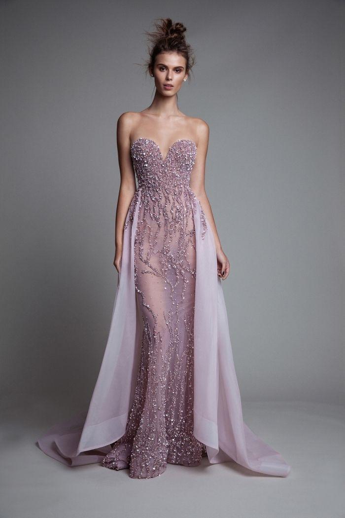 Modele de robe de soiree chic