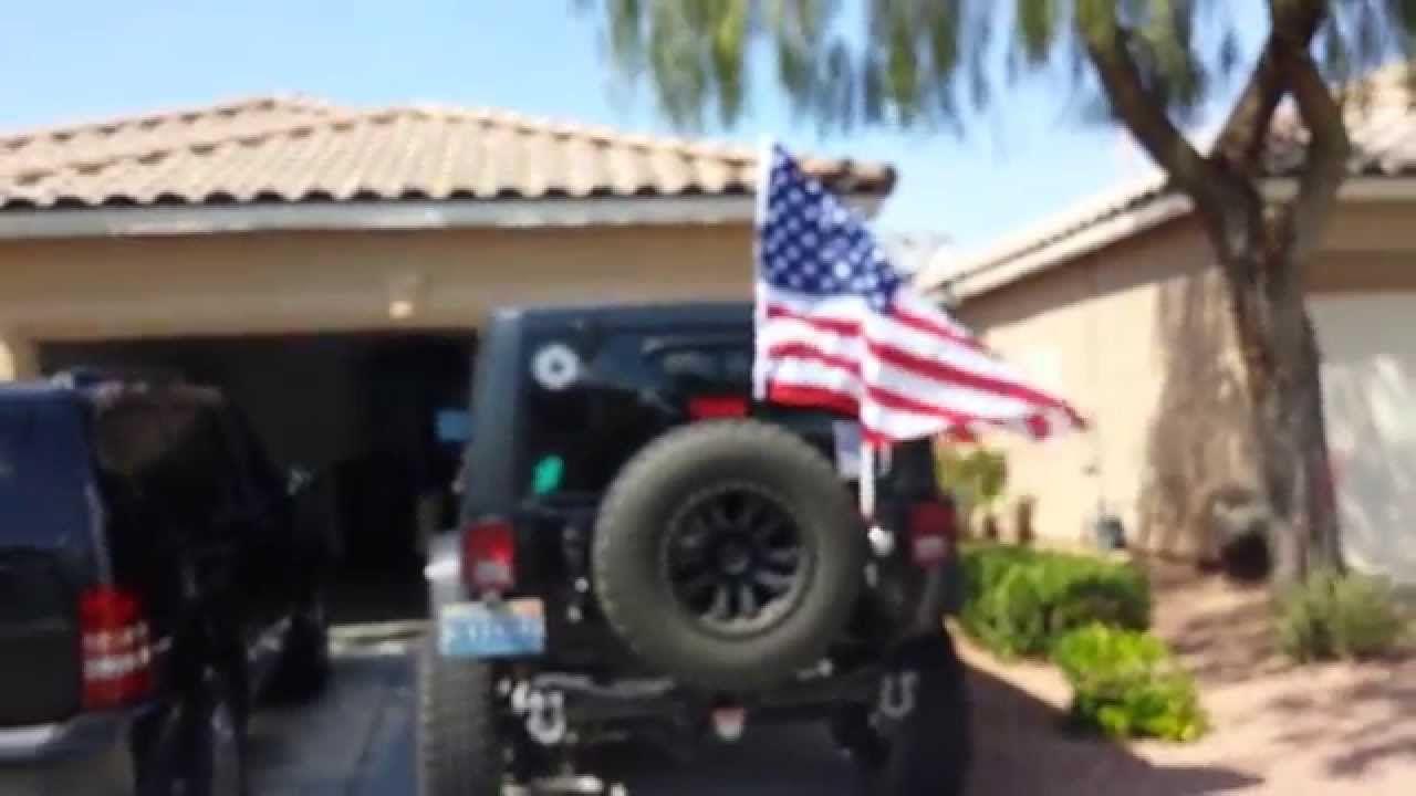 Jeep Flag How To Jeep Jeep Trails Jeep Life