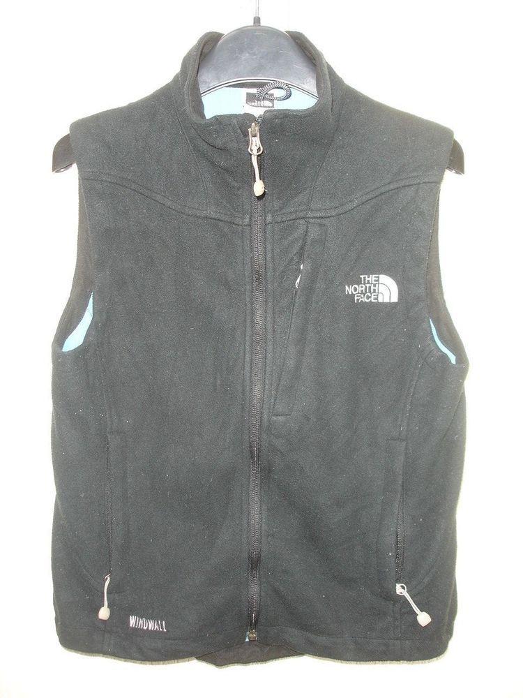 78e0c0715 The North Face Windwall Fleece Gilet Body Warmer size S #fashion ...