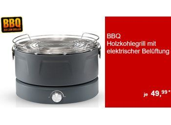 aldi s d holzkohlegrill mit elektrsicher bel ftung f r 49 99 euro. Black Bedroom Furniture Sets. Home Design Ideas