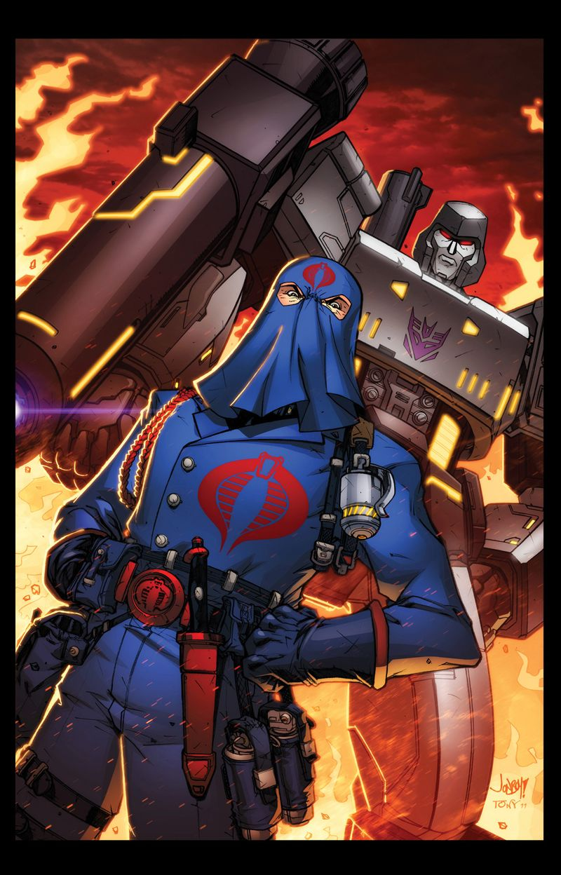 GIJOE TPB 14 by ~Jonboy007007 on deviantART - Transformers ...