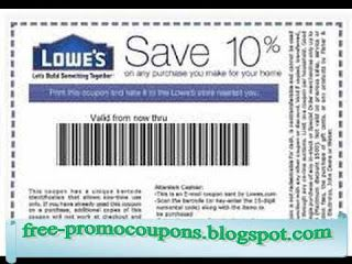 Free Printable Lowes Coupons Lowes Printable Coupon Lowes Coupon Free Printable Coupons