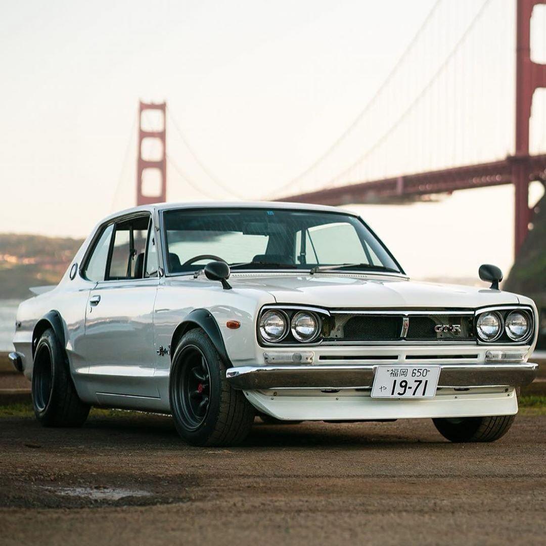 "Old Japanese Cars di Instagram ""Hakosuka 😍 🔑 @hakomoonray ..."