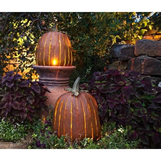Absolutely LOVE these! The Great Pumpkin Luminary!  http://www.unicahome.com/catalog/item.asp?id=70247