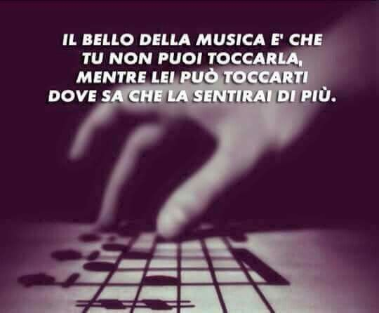 Frasi Sulla Musica Classica.The Beauty Of Music Is That You Can Not Touch It While She Can Touch You Where It Know That You Will Hear Mo Citazioni Musicali Citazioni Preferite Musica