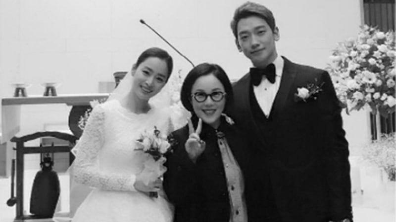 Rain And Kim Tae Hee Real Wedding Asians Stars Wedding Inspirations
