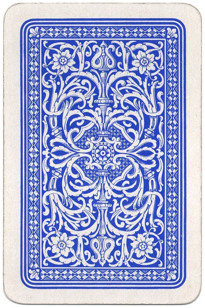 PlayingCardsTop1000 Back Swedish Poker cards in 2019