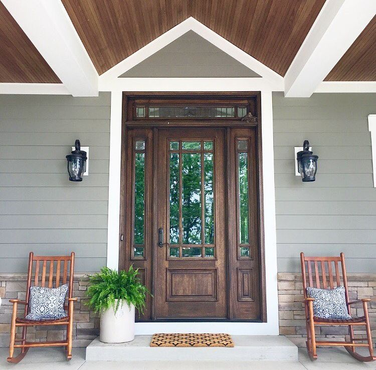 Exterior Home Painting Cost: FR Sources: Our Neutral Modern Farmhouse Paint Colors