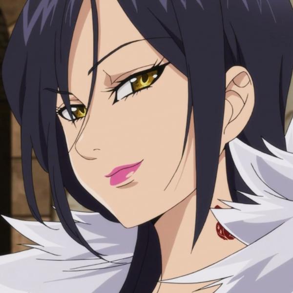 Merlin anime seven deadly sins anime e seven deadly - Nanatsu no taizai wiki ...