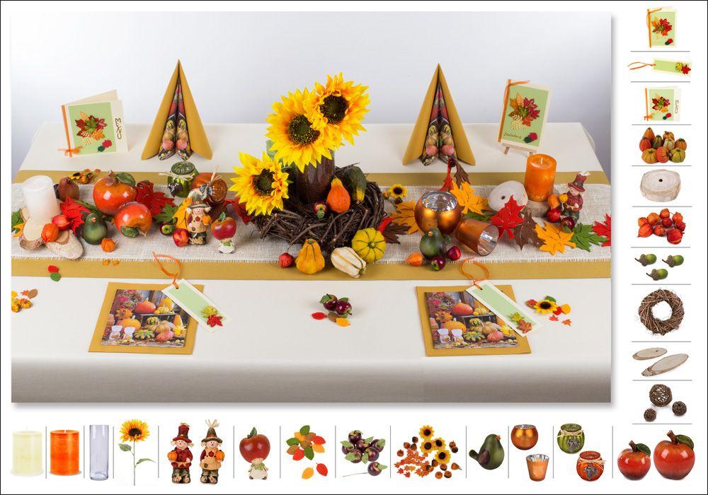 Tischdeko Herbst 9 mustertisch erntedankfest in honey tischdeko herbst tafeldeko